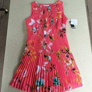 Liz Claiborne Dress Nwt 6 Petite Coral Wedding 6P